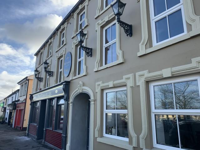 McConville's Bar, 12 Cardinal O'Fiaich Square, Crossmaglen,  BT35 9AA