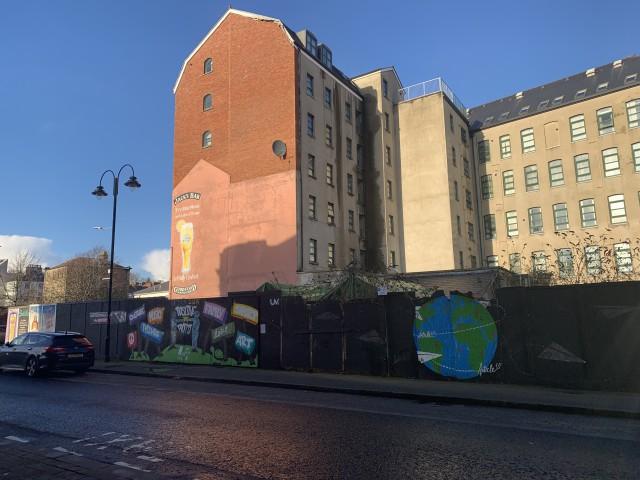 Little James Street / Sackville Street, Derry