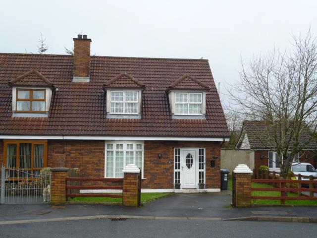9 Pinewood Glen, Dundalk Road, Crossmaglen, Newry Co. Down BT35 9BF