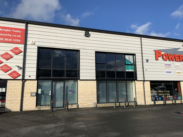 Unit 3, Marshes Trade Centre, Greenbank Industrial Estate, Newry, BT34 2QU